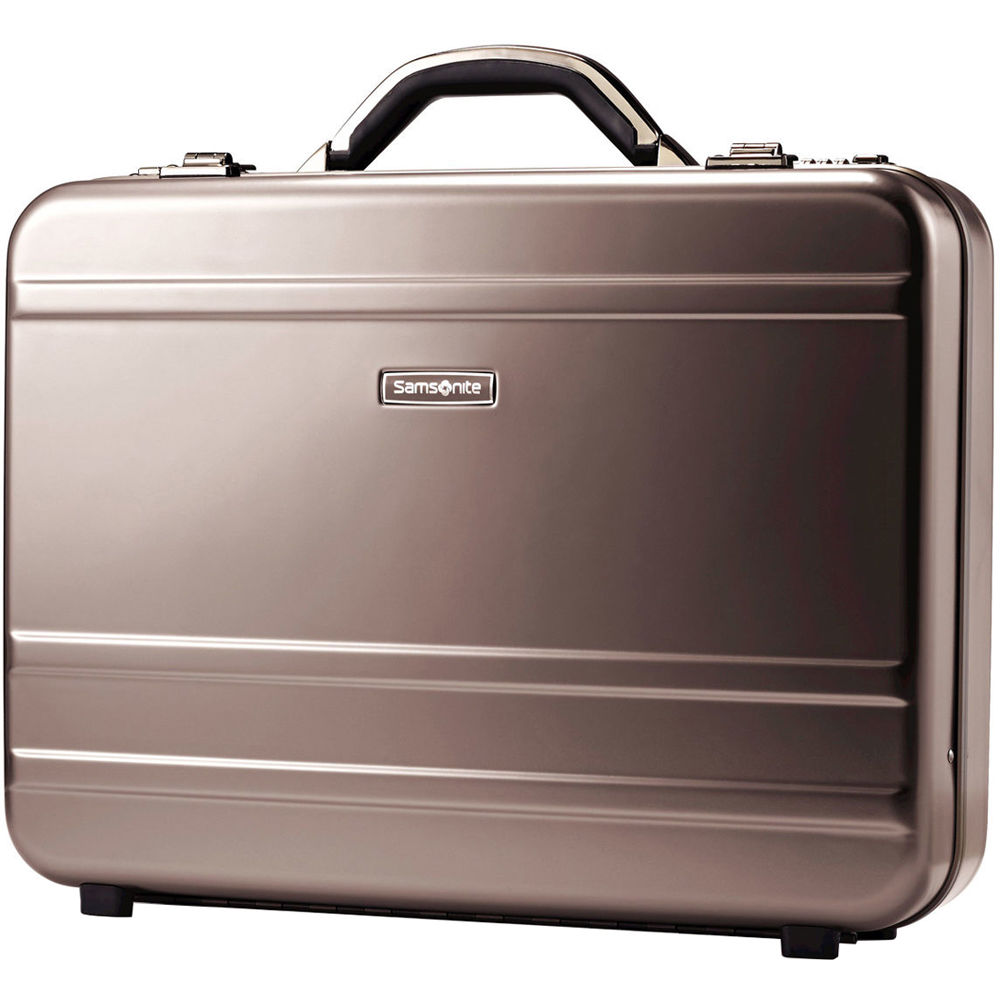 samsonite delegate 3 1 attache briefcase 75652 1422 b h photo