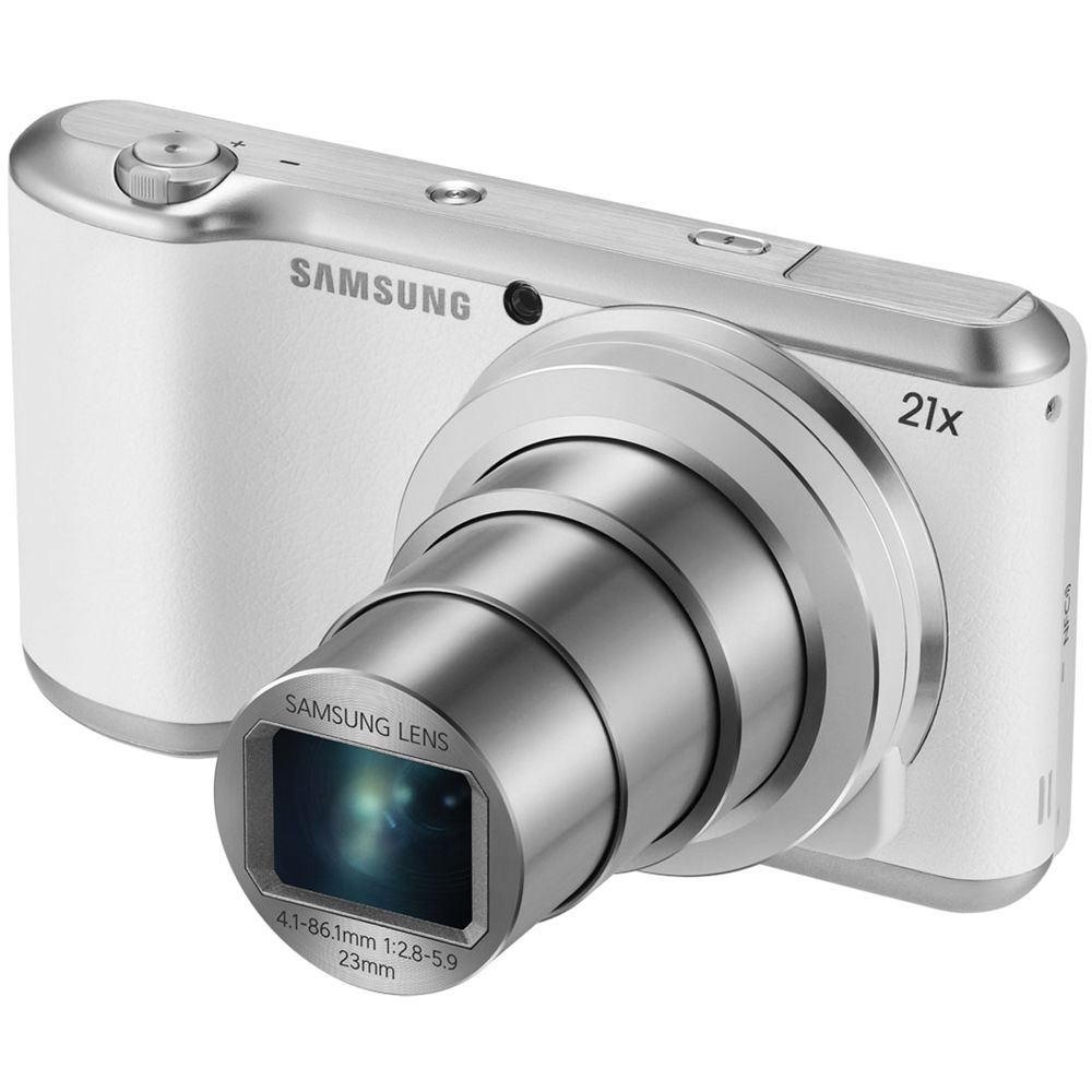 samsung gc200 galaxy camera 2 white ek gc200zwaxar b amp h photo