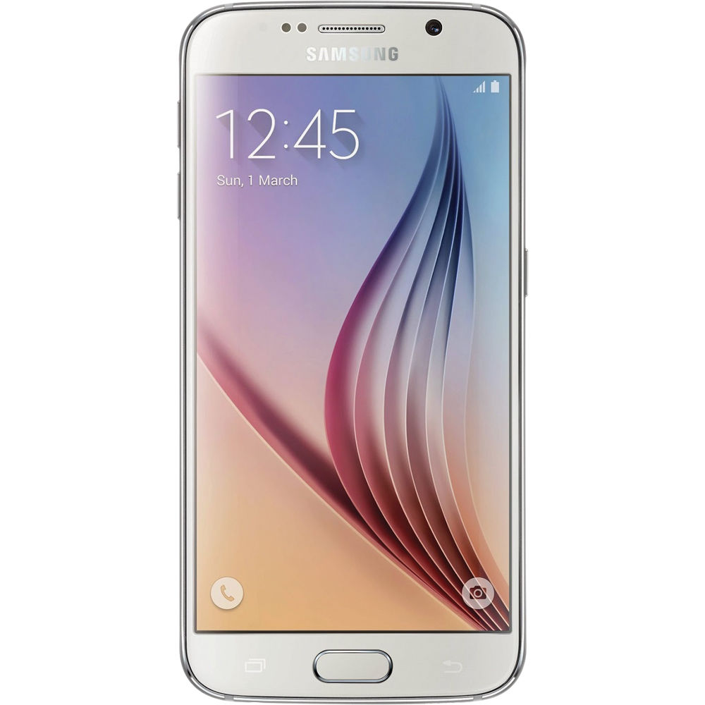 Samsung Galaxy S6 SMG920I 32GB Smartphone Region Specific Unlocked