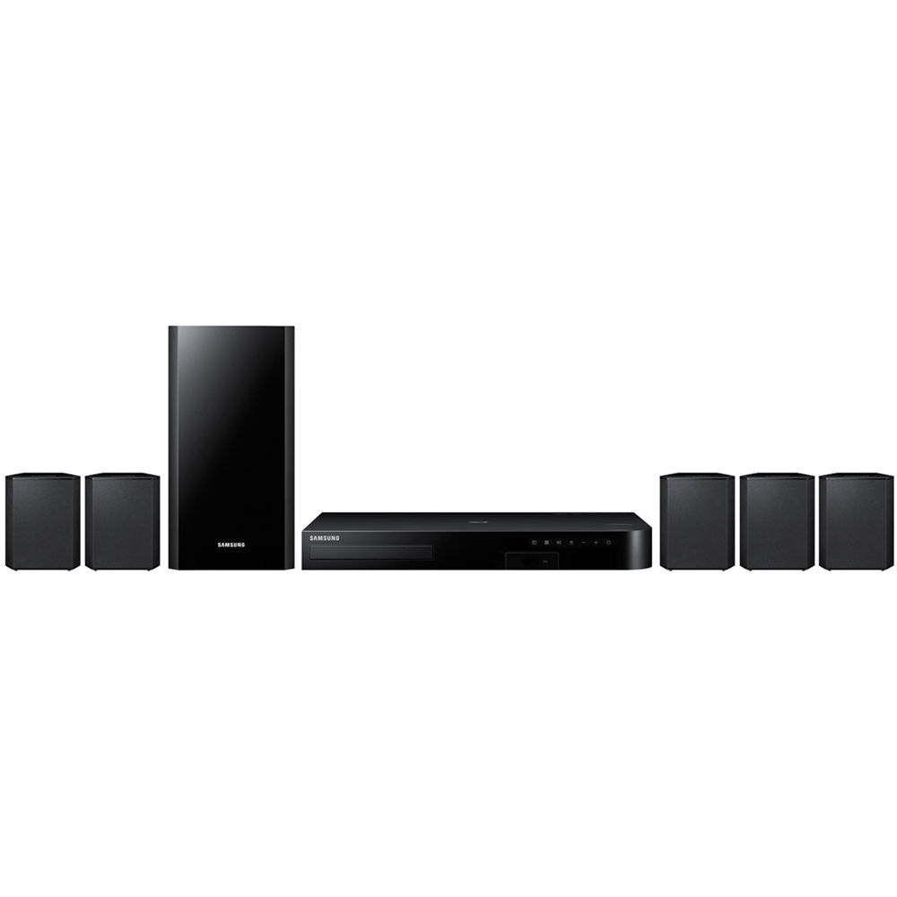 samsung ht h4500 5 1 channel smart 3d blu ray home ht h4500 za. Black Bedroom Furniture Sets. Home Design Ideas