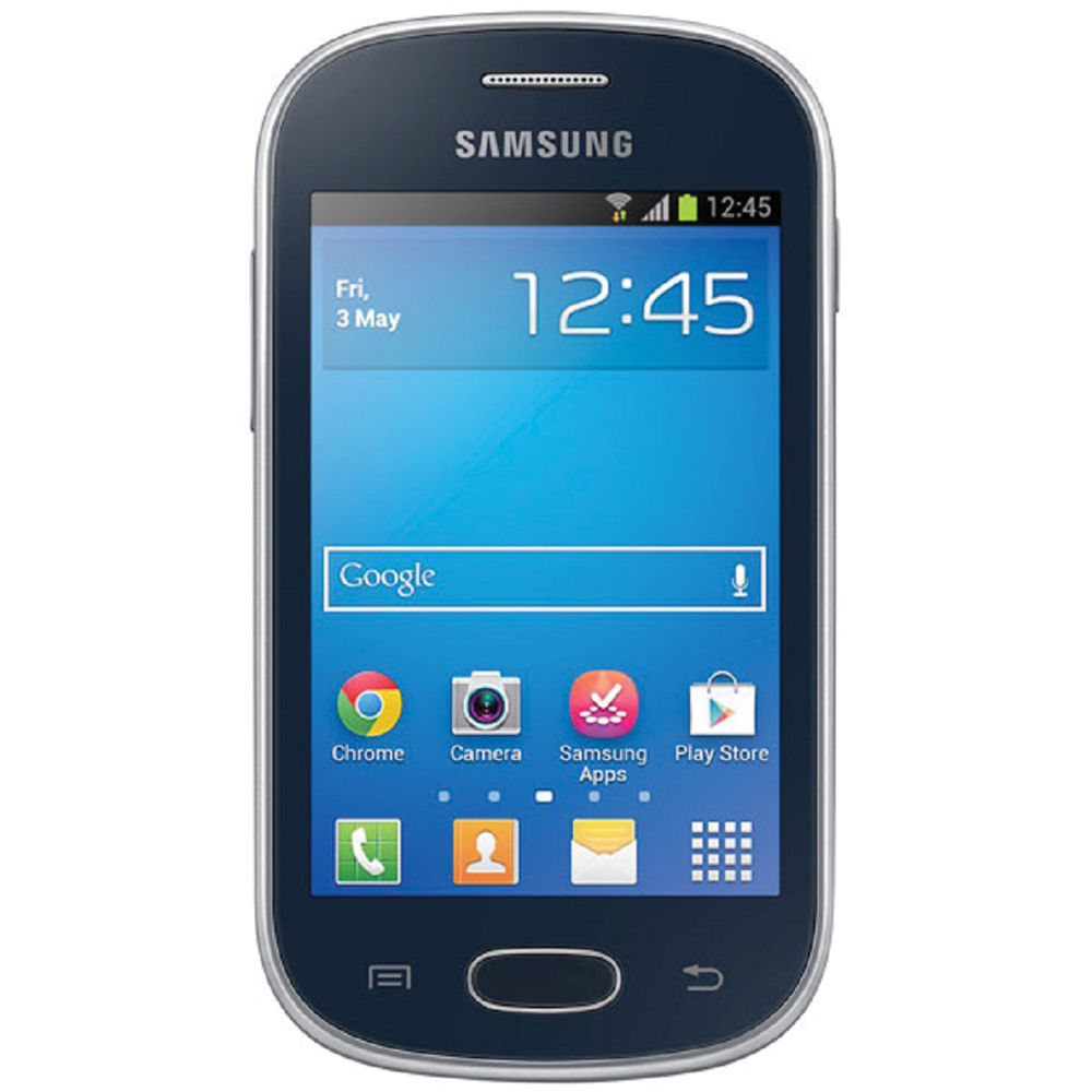 Samsung Galaxy Fame Lite Duos Gt S6792l 4gb Smartphone S6792 B