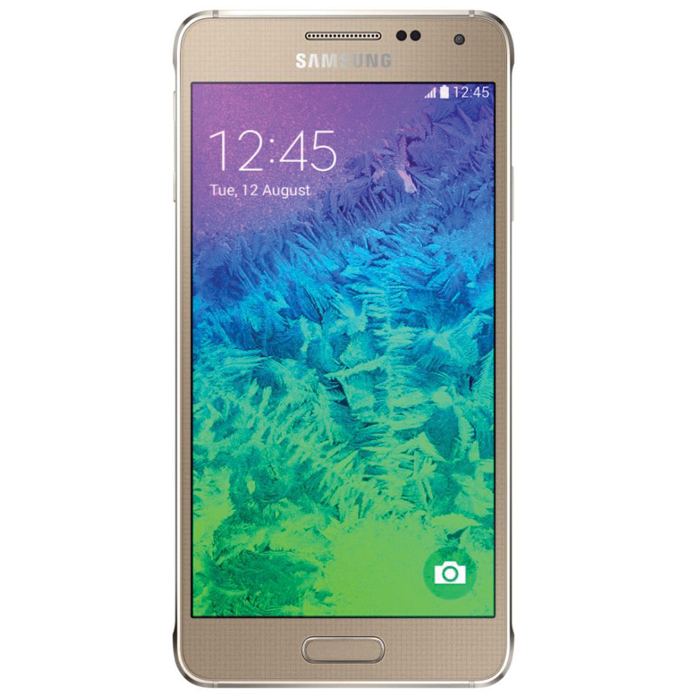 Samsung Galaxy Alpha 32Gb 4G Lte Smartphone Review