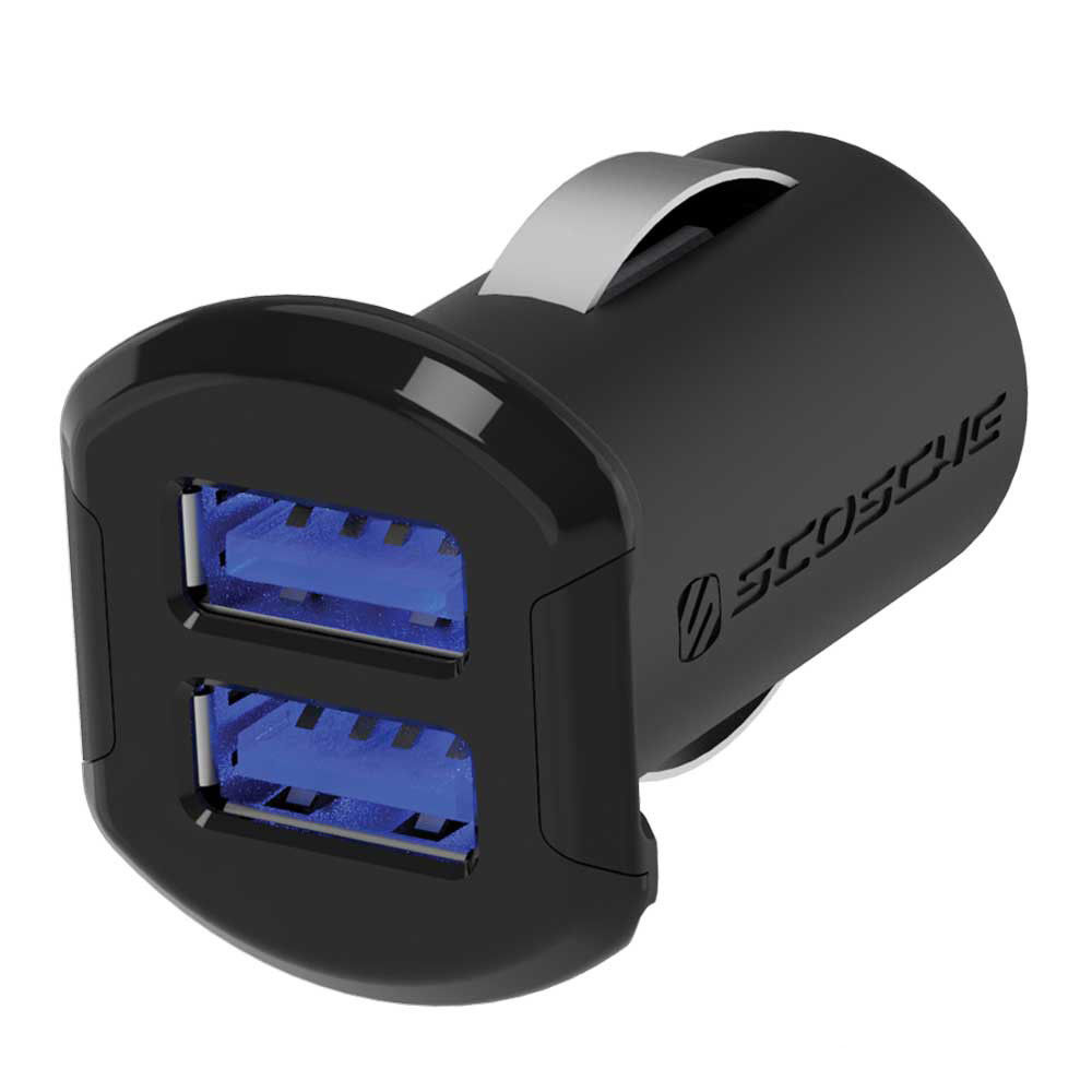 Scosche ReVolt Dual USB Car Charger USBC242M B&H Photo Video