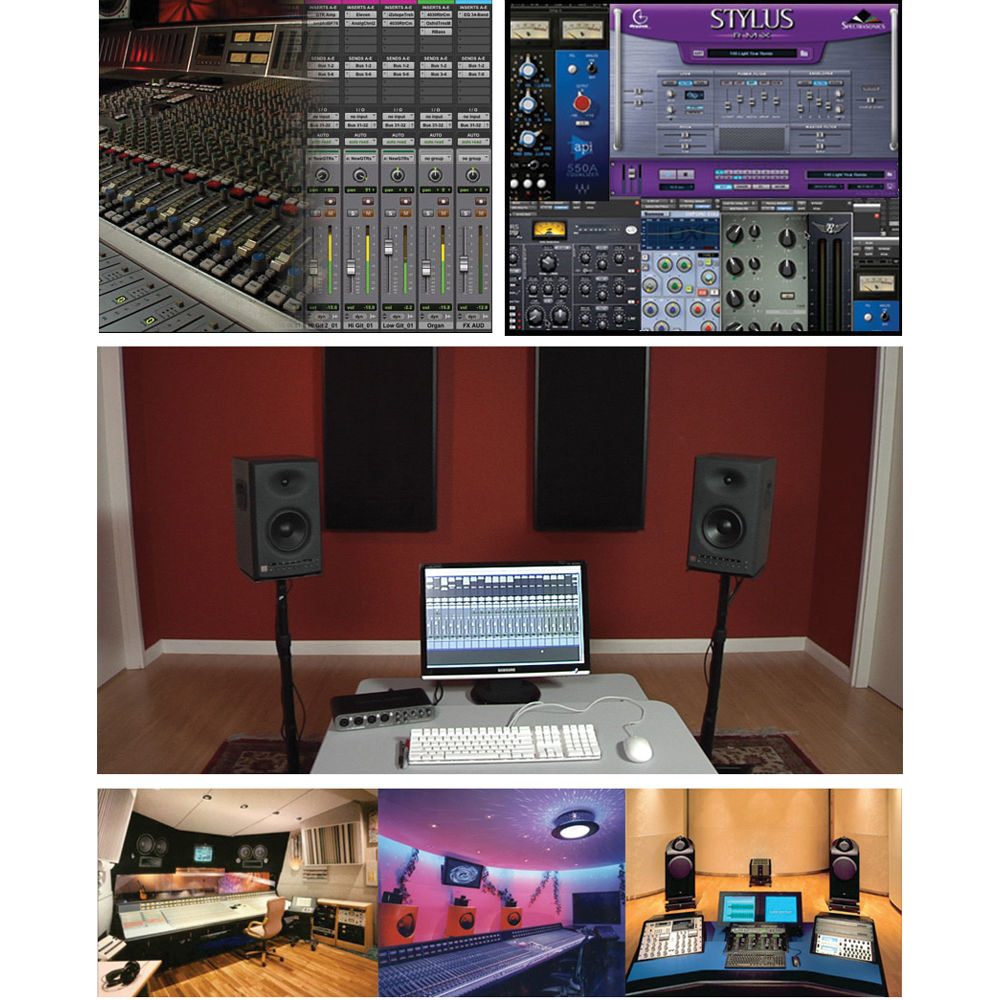 Secrets Of The Pros Recording/Mix Series and Pro BUNDLEL - 001