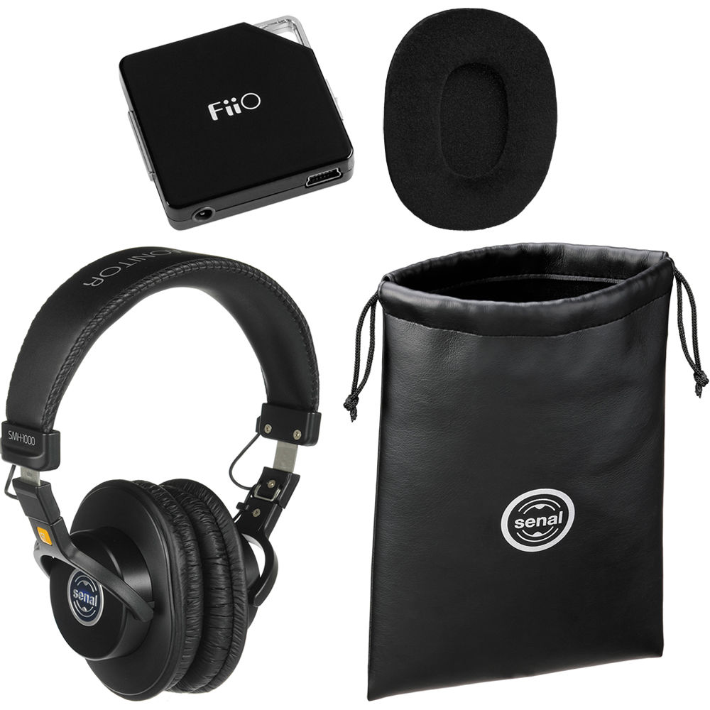 Puzzles Senal SMH-1000 Studio Headphone Kit