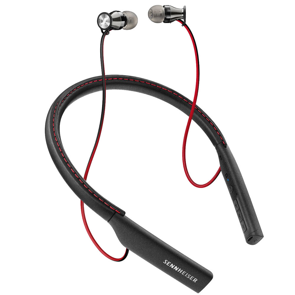 64b1e37f9b3 Sennheiser HD 1 In-Ear Wireless Neckband Headphones (Black)