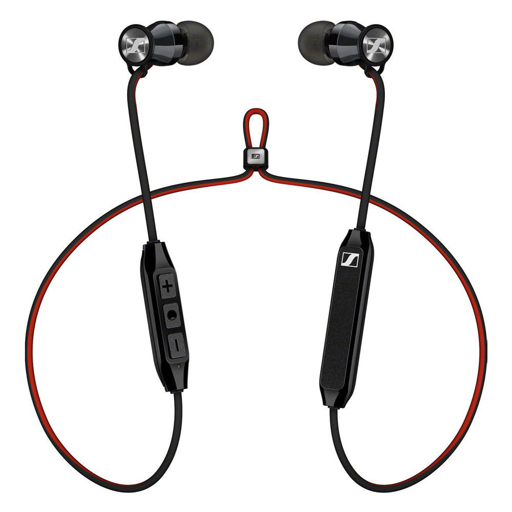 4a3ea74077d Sennheiser HD1 Free In-Ear Bluetooth Headphones 507497 B&H Photo