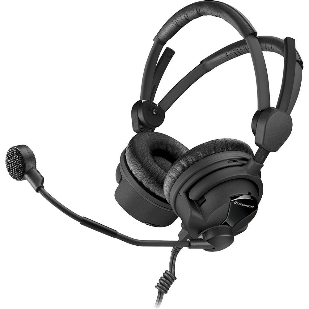 Sennheiser HMD 26-600-II-XQ On-Ear Stereo HMD26-600-X3K1 B&H