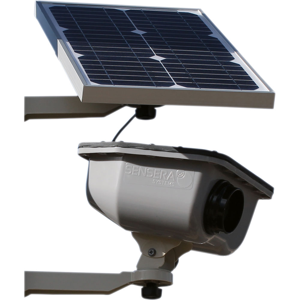 Sensera Mc 38a Multisense Solar Powered Site Camera Mc 38a 102