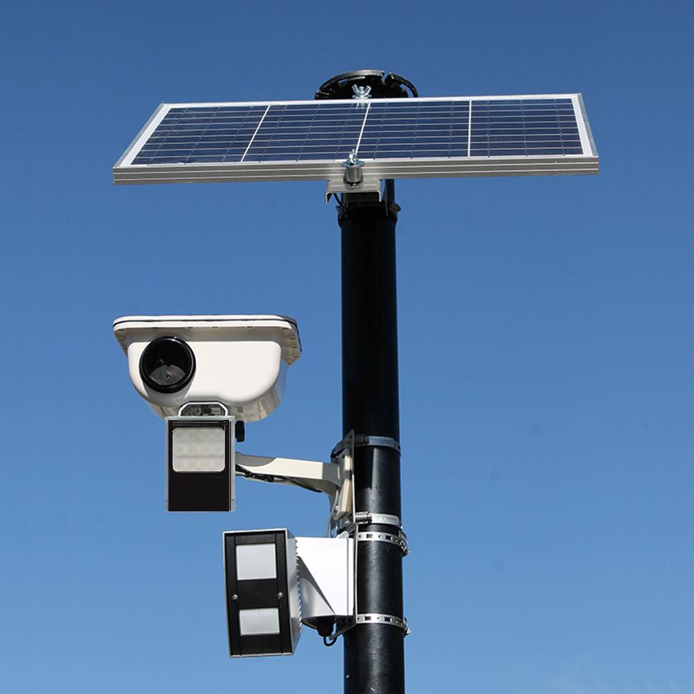 Sensera SiteWatch PRO Series Solar Wireless Site Security Camera (Verizon)