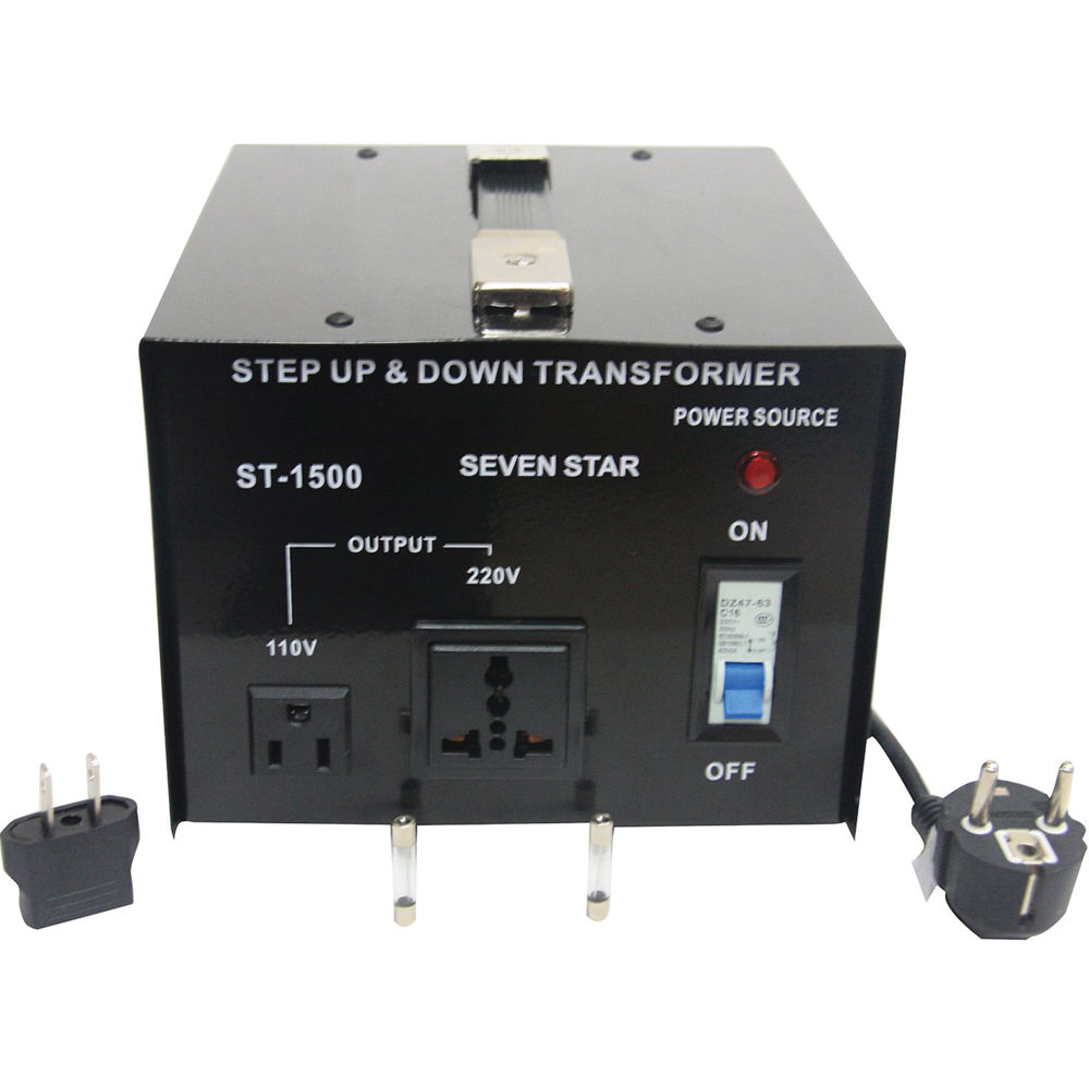 Seven Star Step Down Transformer Wiring Car Diagrams 110 Volt Diagram Sevenstar St 1500 Up U D B H Rh Bhphotovideo Com 3 Phase