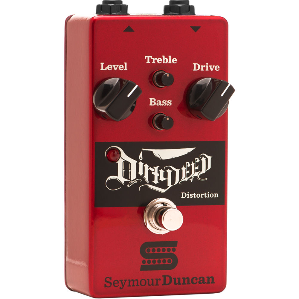 seymour duncan dirty deed distortion pedal 11900 001 b h photo. Black Bedroom Furniture Sets. Home Design Ideas
