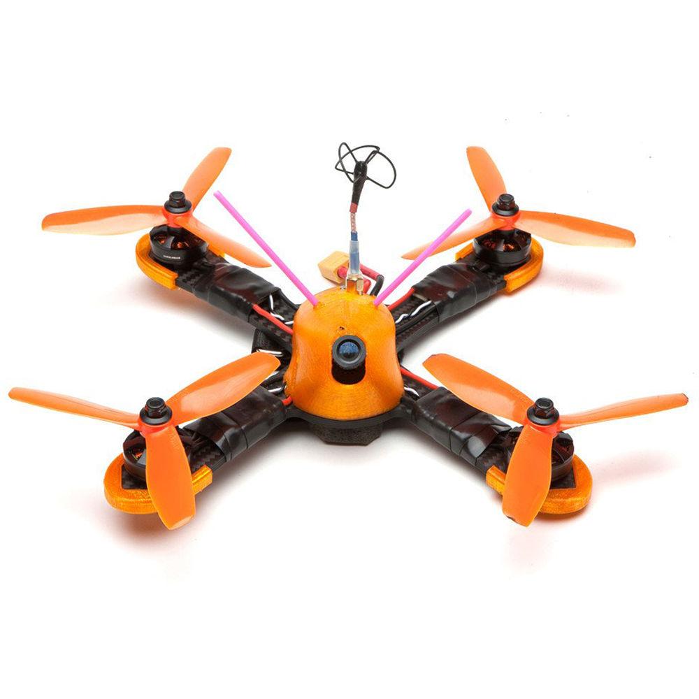 Shen Drones Mako Quadcopter Frame (Orange) SDMAK5O2.8 B&H Photo