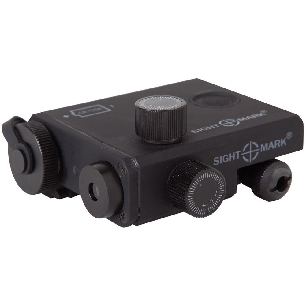 Sightmark LoPro Laser Designator Green SM25001 - Black