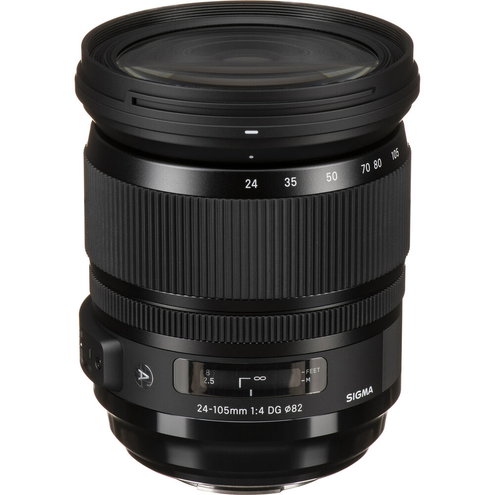Sigma 24 105mm F 4 Dg Hsm Art Lens For Sony A 635 205 B Amp H