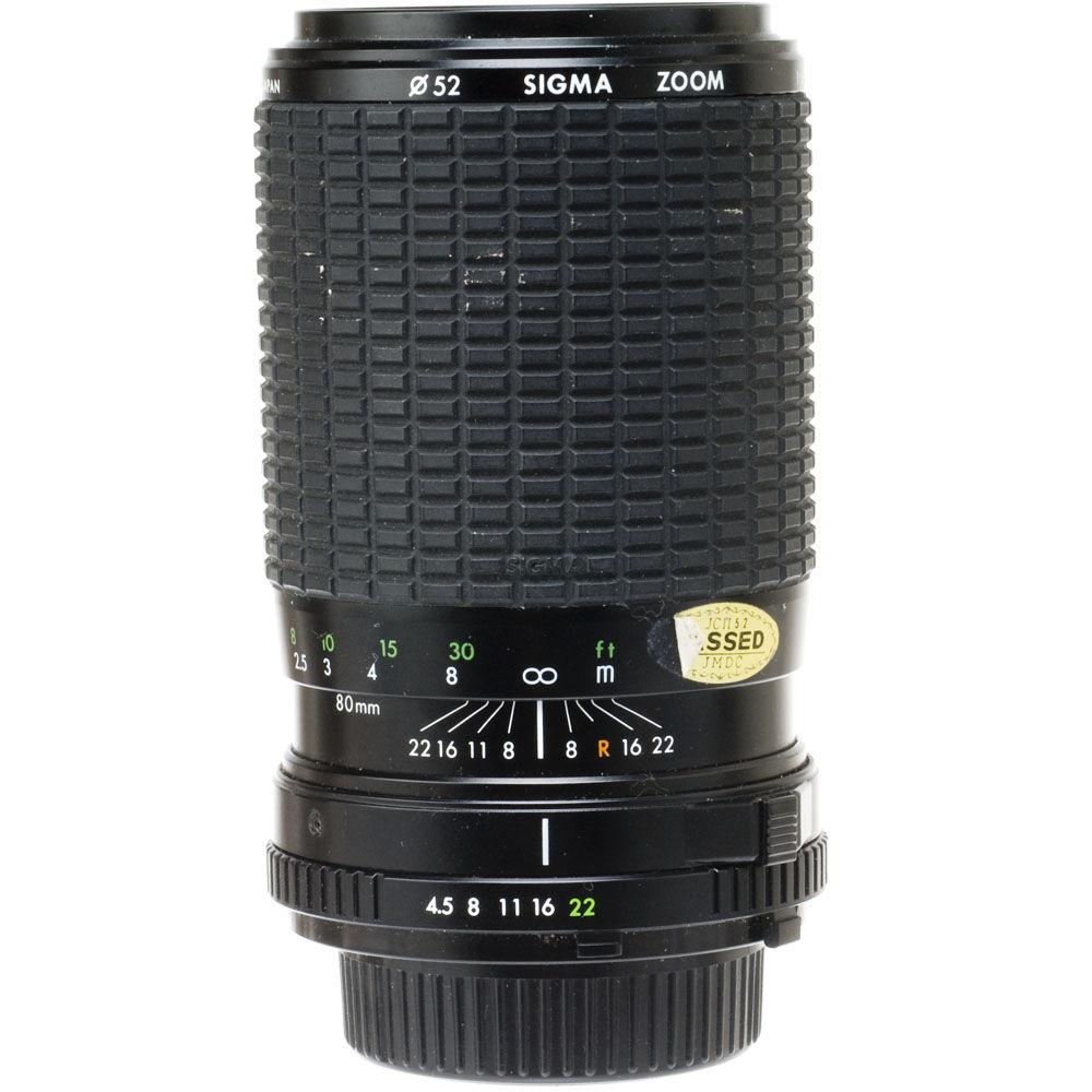 best nikon manual zoom lens