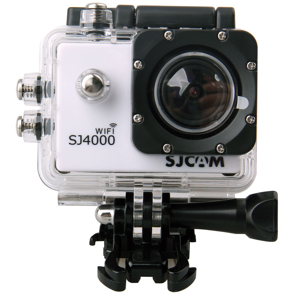 Instructions on how to set up a sjcam sj 4000 - Sjcam Sj4000 Action Camera With Wi Fi White