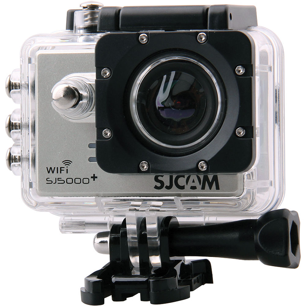 SJCAM SJ5000 Plus HD Action Camera with Wi-Fi (Silver ...