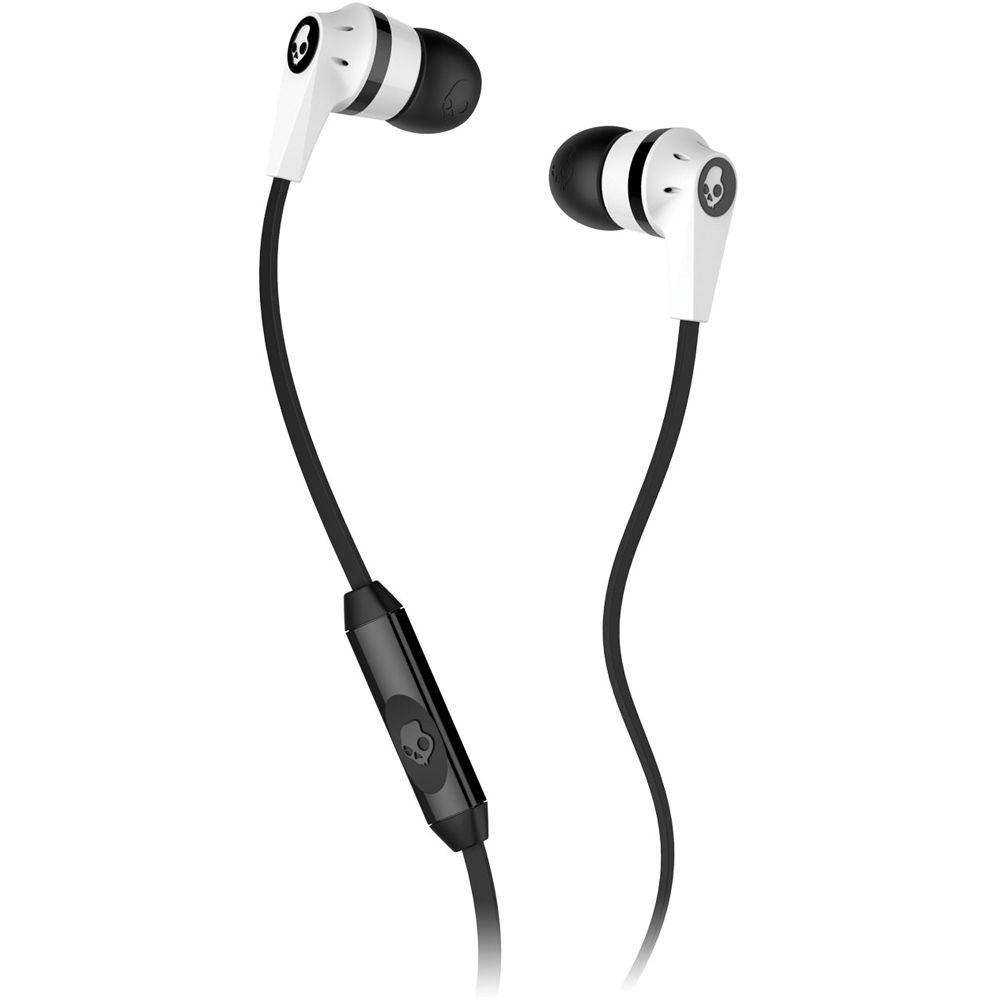 In ear earbuds black - skullcandy ink d earbuds