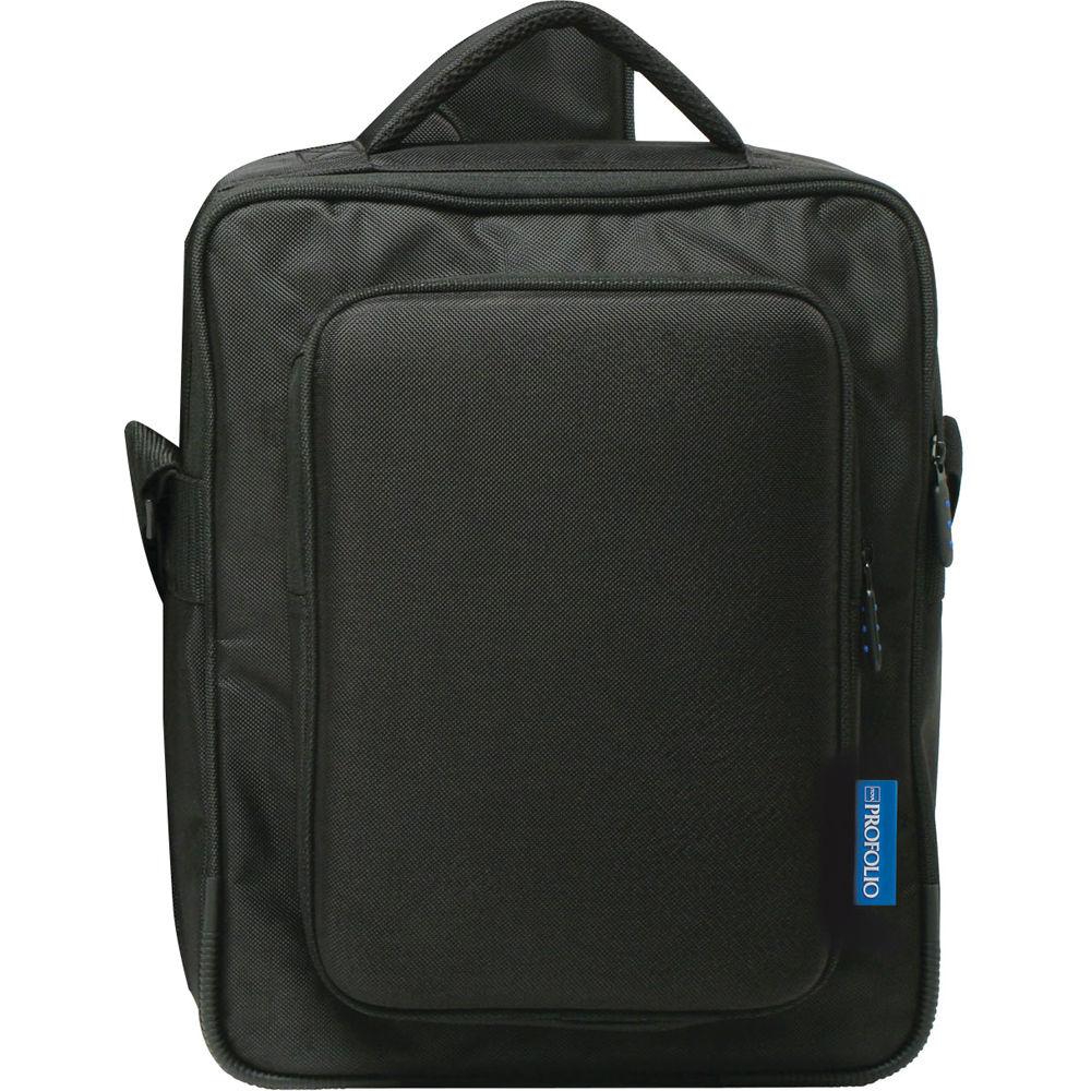 Skutr Art Tablet Portfolio Bag 8 5 X 11 Black Nylon
