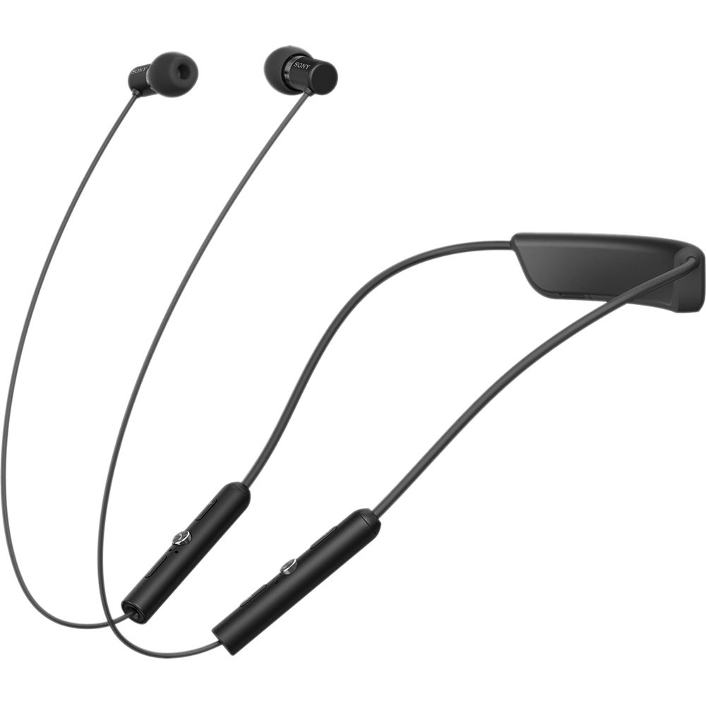 sony sbh80 stereo bluetooth headset black 1277 0778 b h photo. Black Bedroom Furniture Sets. Home Design Ideas