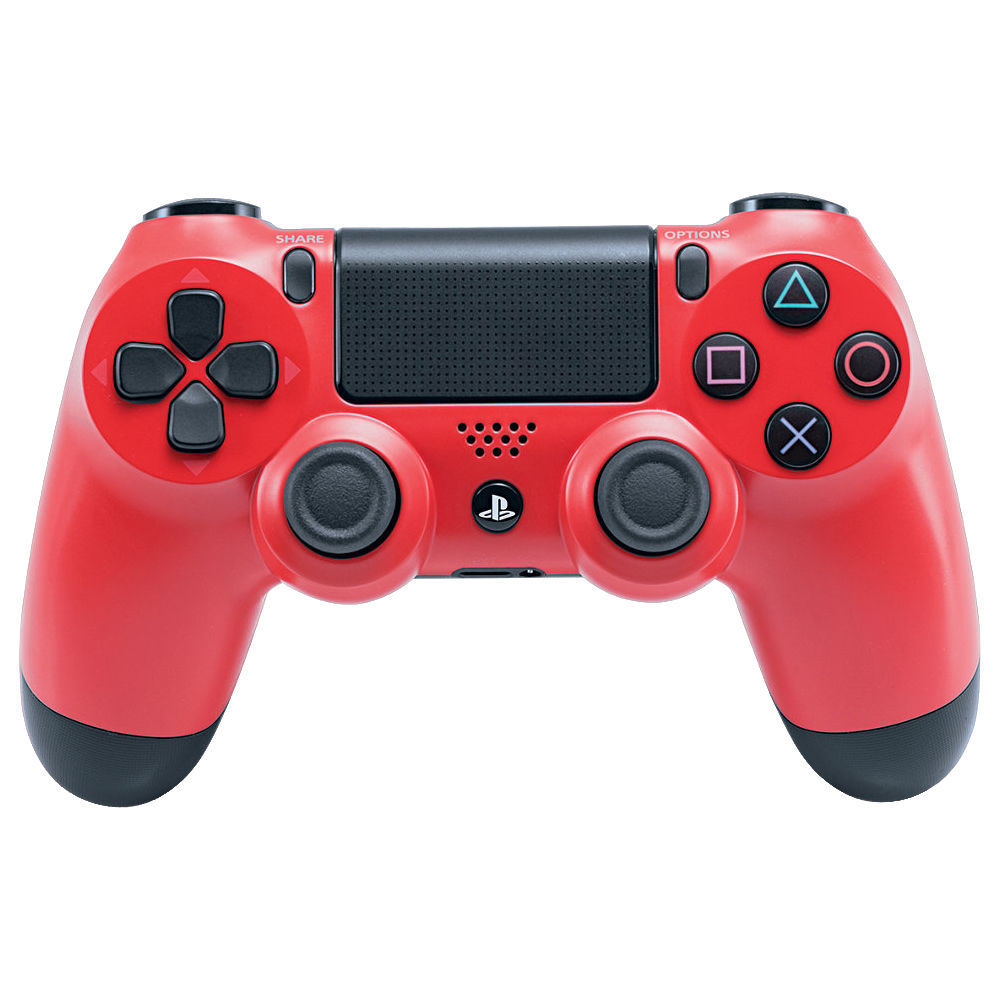 Sony DualShock 4 Wireless Controller (Magma Red) 3000084 B&H