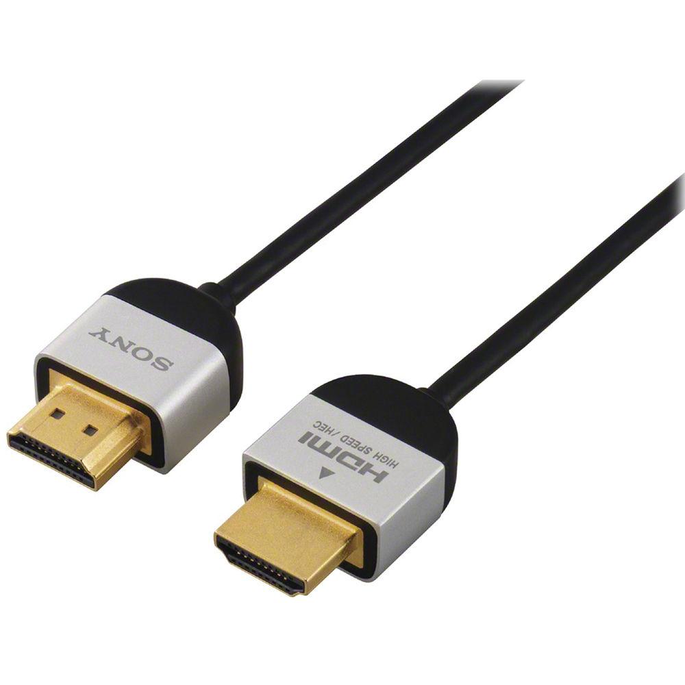 Sony Dlc He10s Slim High Speed 4k 3d Ethernet Hdmi