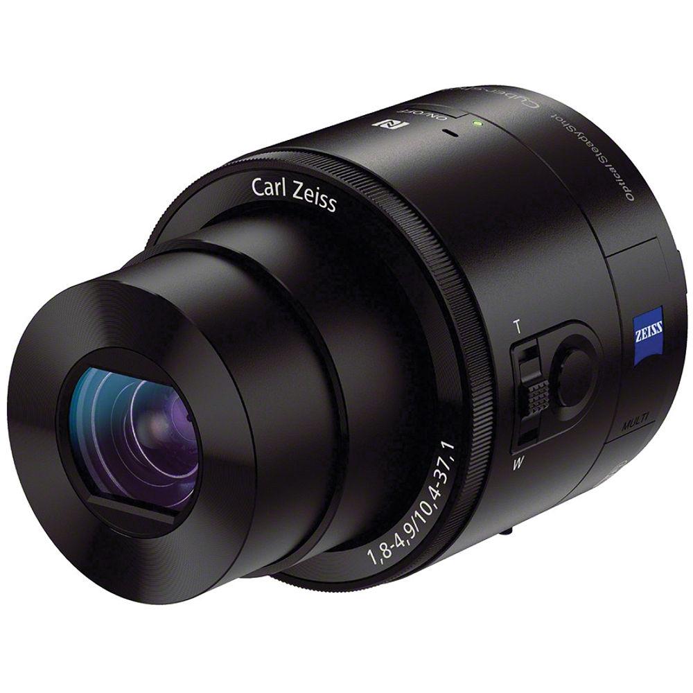 Sony DSC-QX100 Smartphone Attachable Lens-Style Camera - B ...
