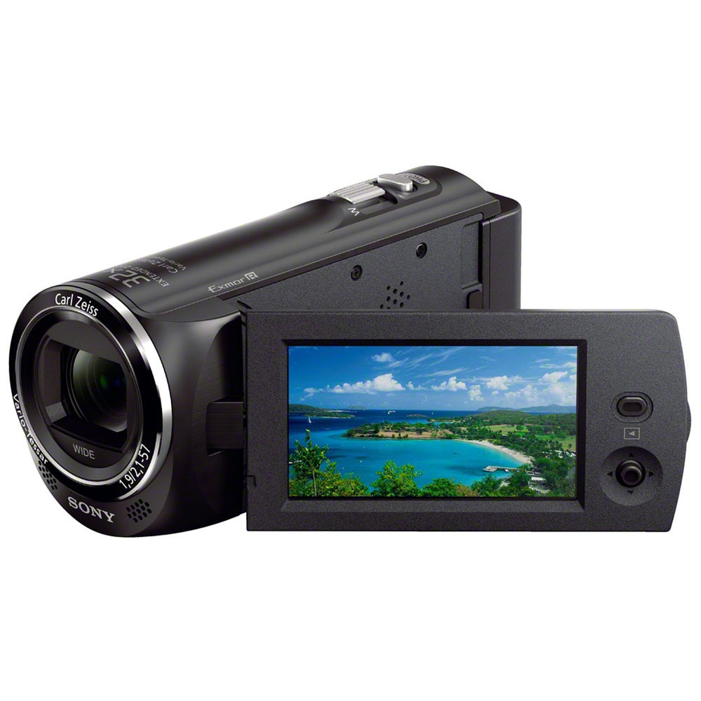 how to connect my sony handycam to computer