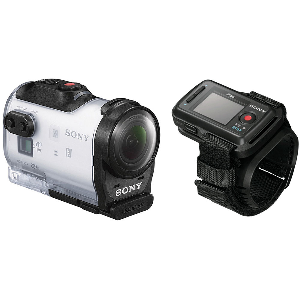 Driver UPDATE: Sony HDR-AZ1VW Action Camera