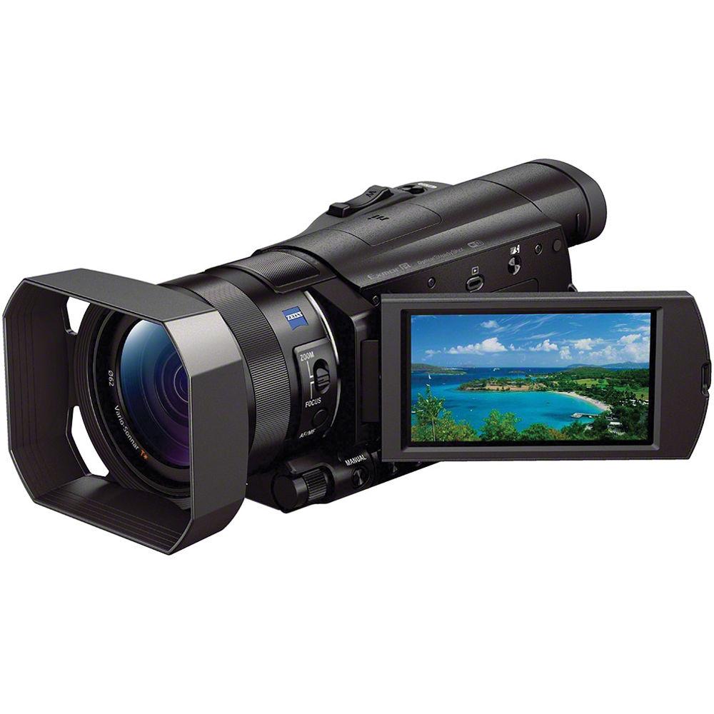 Sony Hdr Cx900 Full Hd Handycam Camcorder Black Hdrcx900