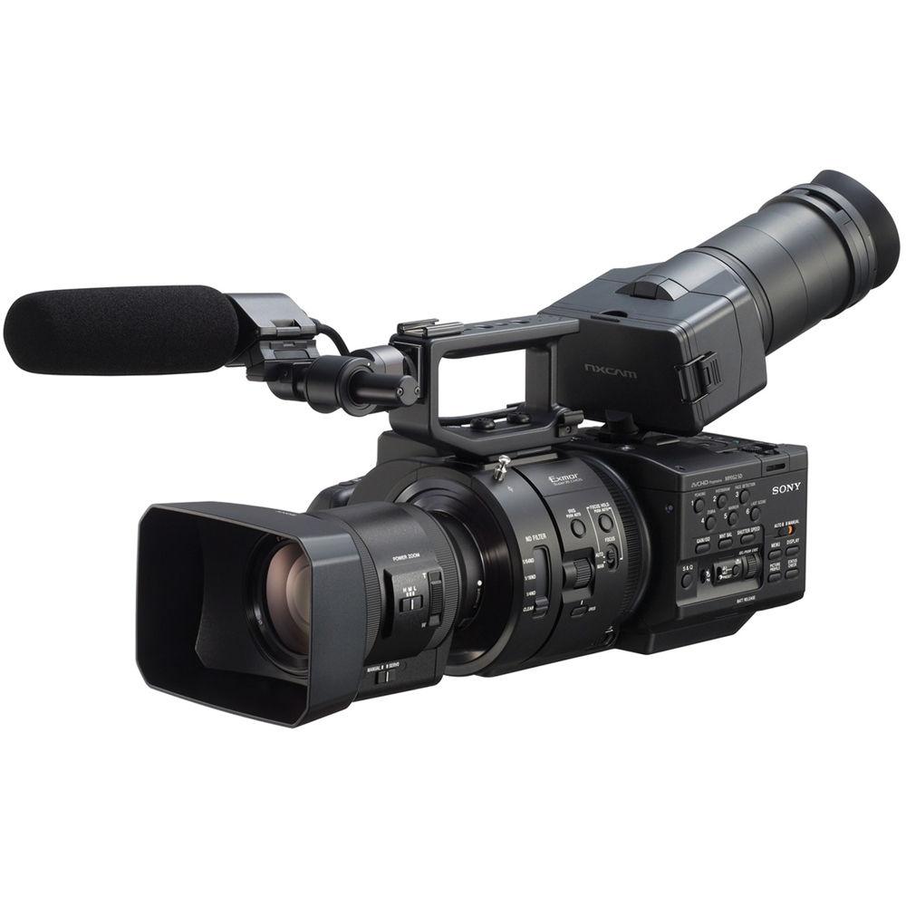 sony nex fs700r super 35 camcorder with 18 200mm nex. Black Bedroom Furniture Sets. Home Design Ideas