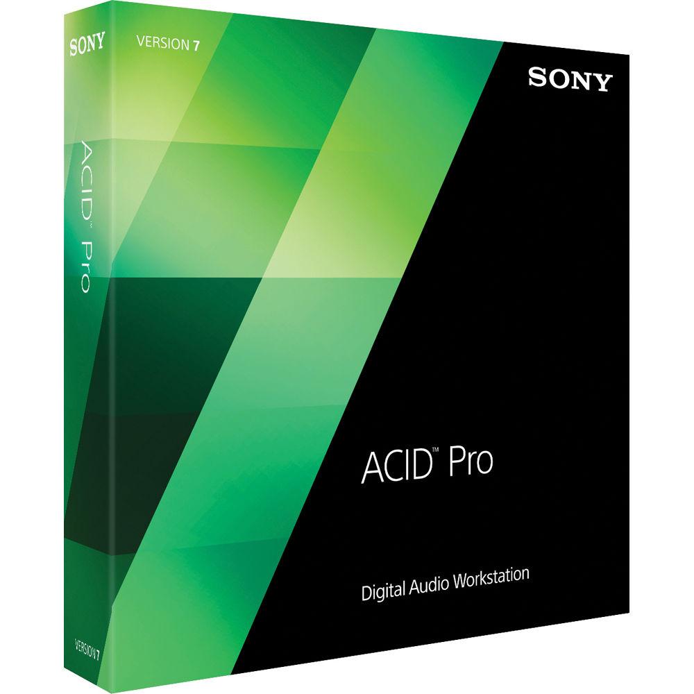 sony acid pro 11