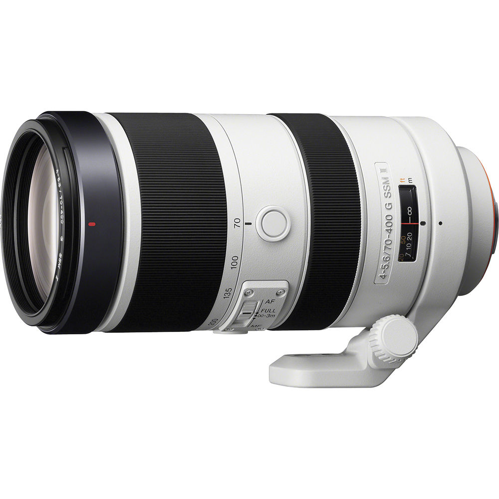 Sony 70-400mm f/4.0-5.6 G SSM II