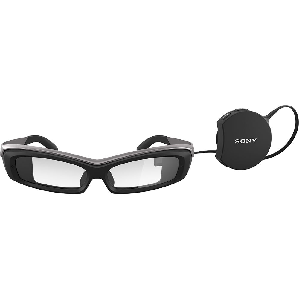 Sony SmartEyeglass, the Glasses of Reality