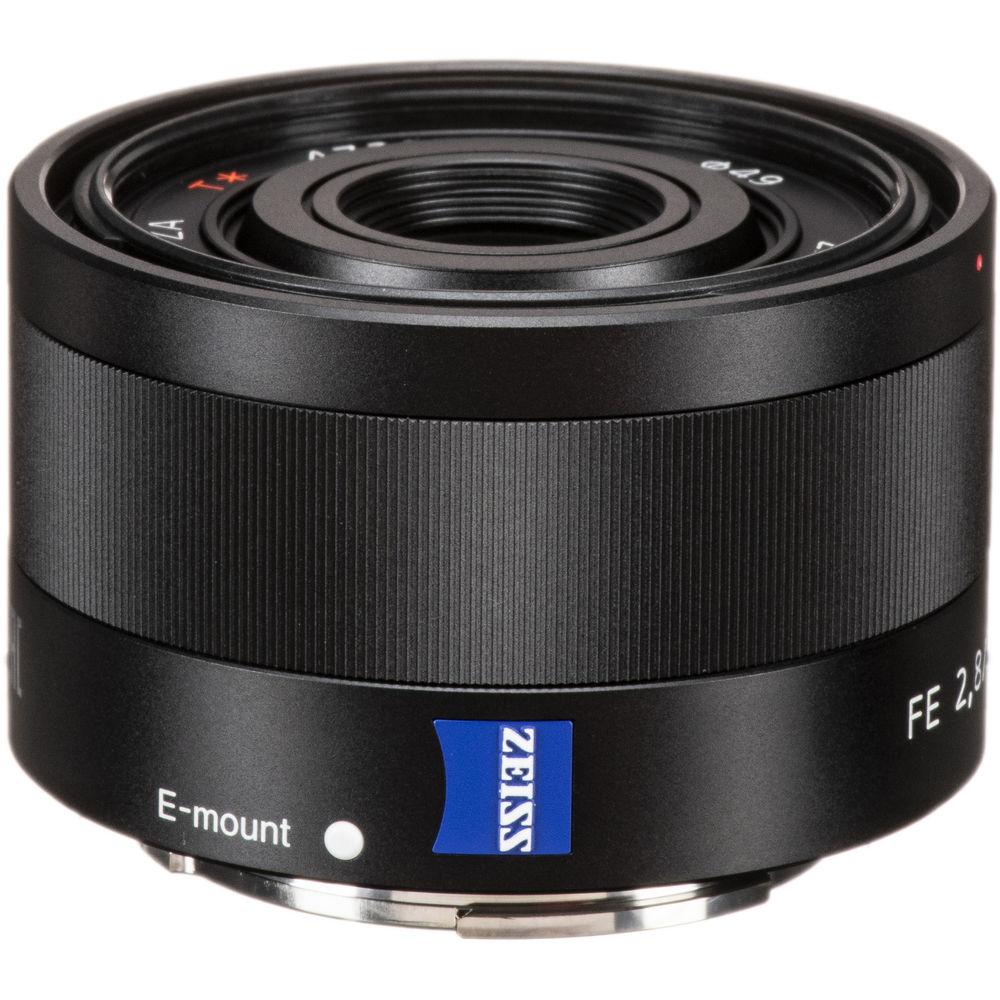 Sony Sonnar T* FE 35mm f/2.8 ZA Lens SEL35F28Z B&H Photo Video