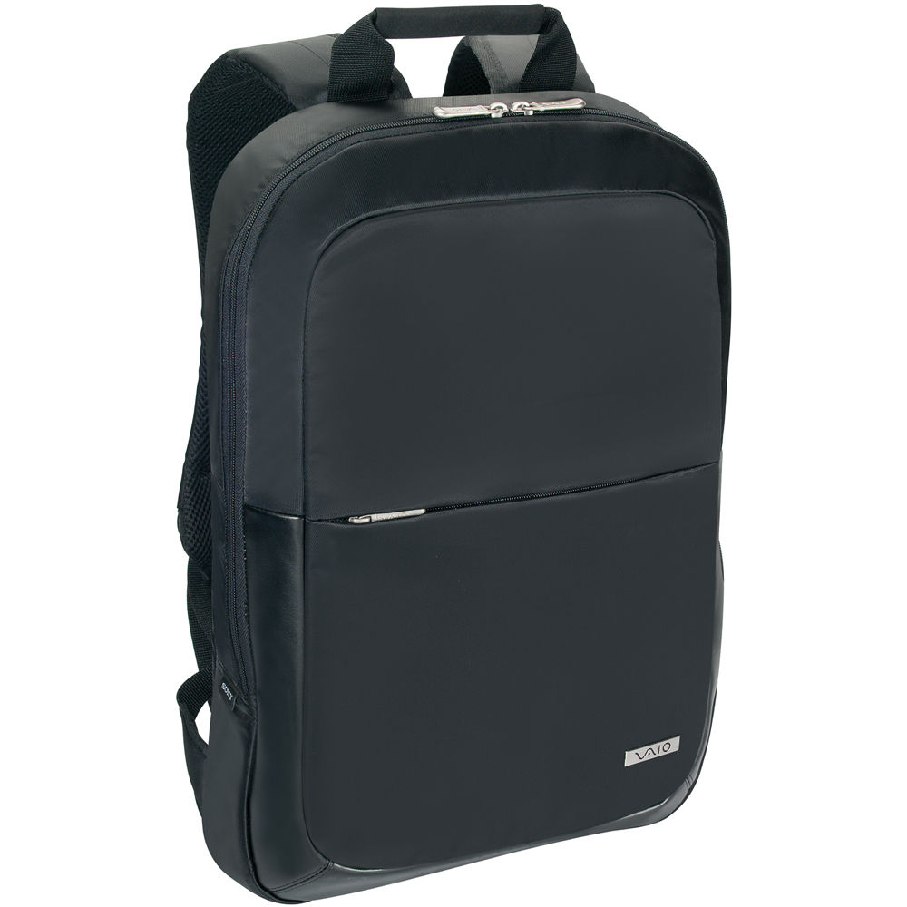 Sony VAIO Slim Laptop Backpack VGPAMK1A16/B B&H Photo Video