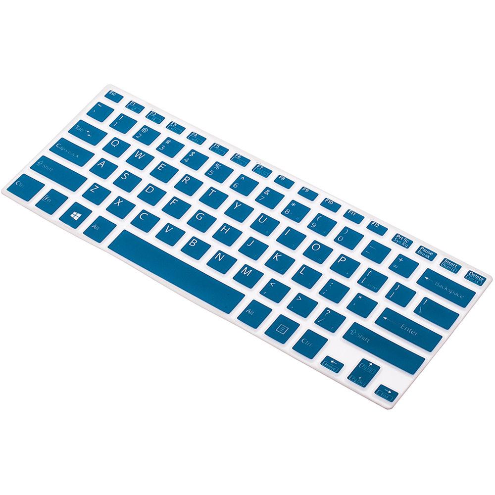 """Sony 14"""" VAIO Fit Keyboard Skin (Dark Blue) VGPAMKBL14/LI"""