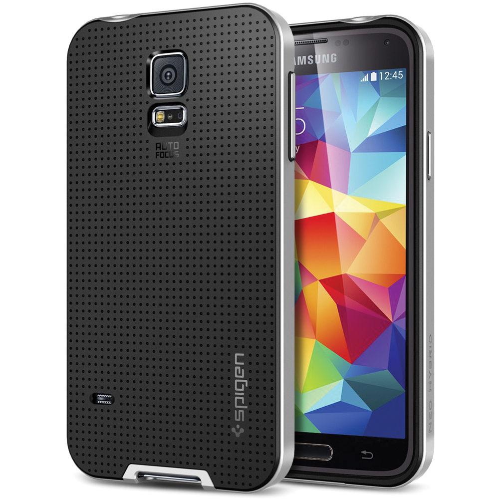 Case Design galaxy s5 cell phone case : Spigen Neo Hybrid Case for Samsung Galaxy S5 SGP10771 Bu0026H Photo