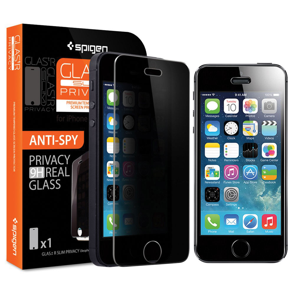 how to put a screen protector on iphone 5s