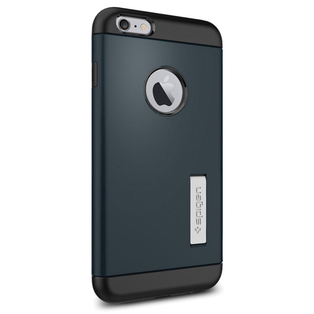 spigen slim armor case for iphone 6 plus 6s plus sgp10901 b h. Black Bedroom Furniture Sets. Home Design Ideas