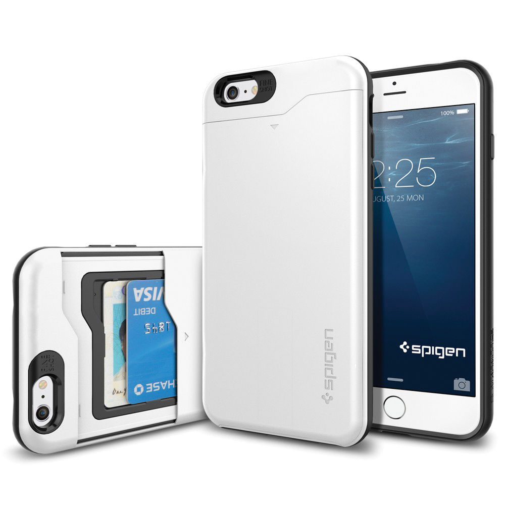 iphone 6 case spigen white