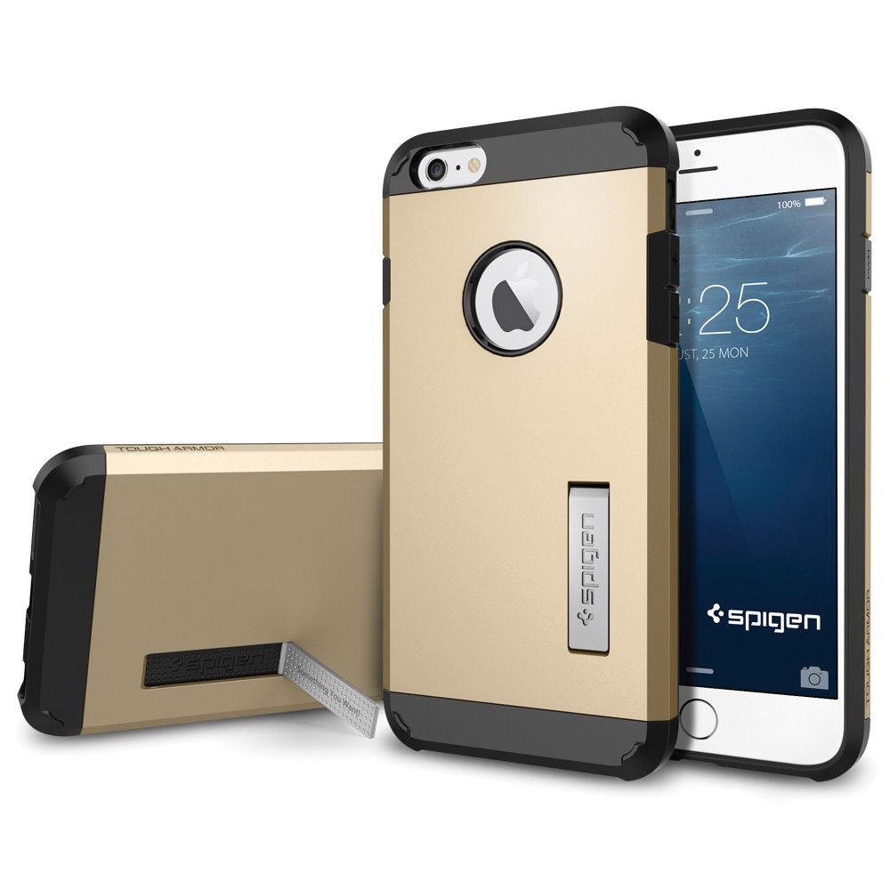 spigen tough armor case for iphone 6 plus 6s plus sgp10916 b h. Black Bedroom Furniture Sets. Home Design Ideas