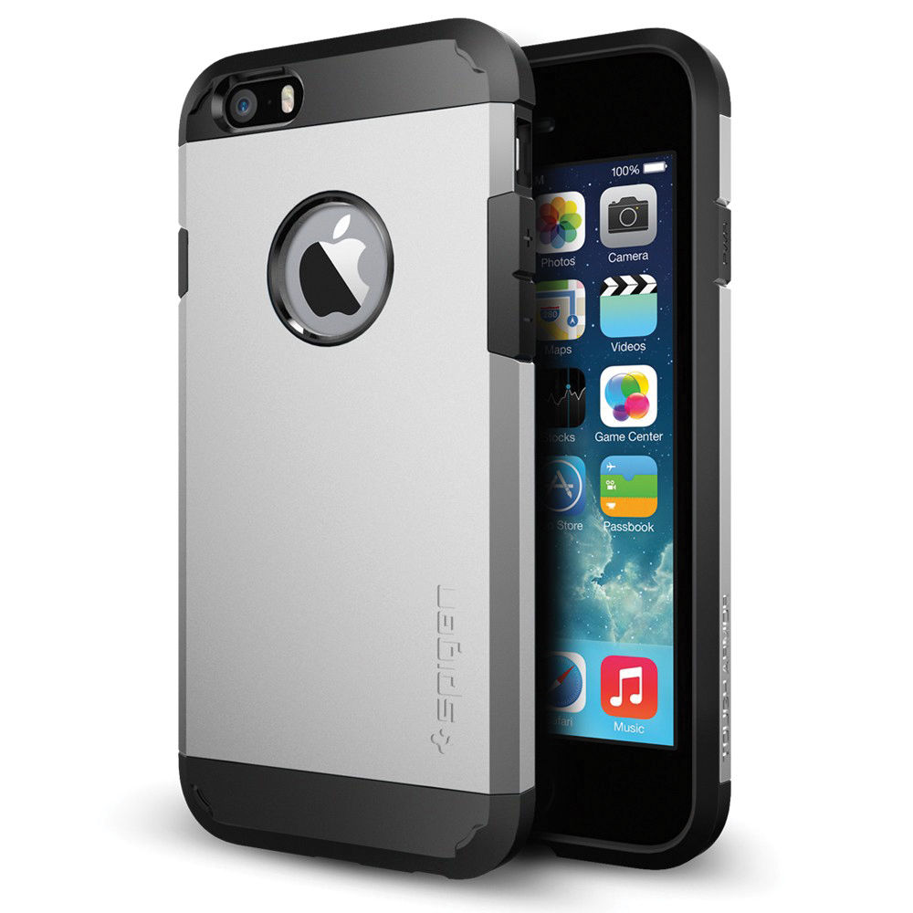 Iphone Silver Case