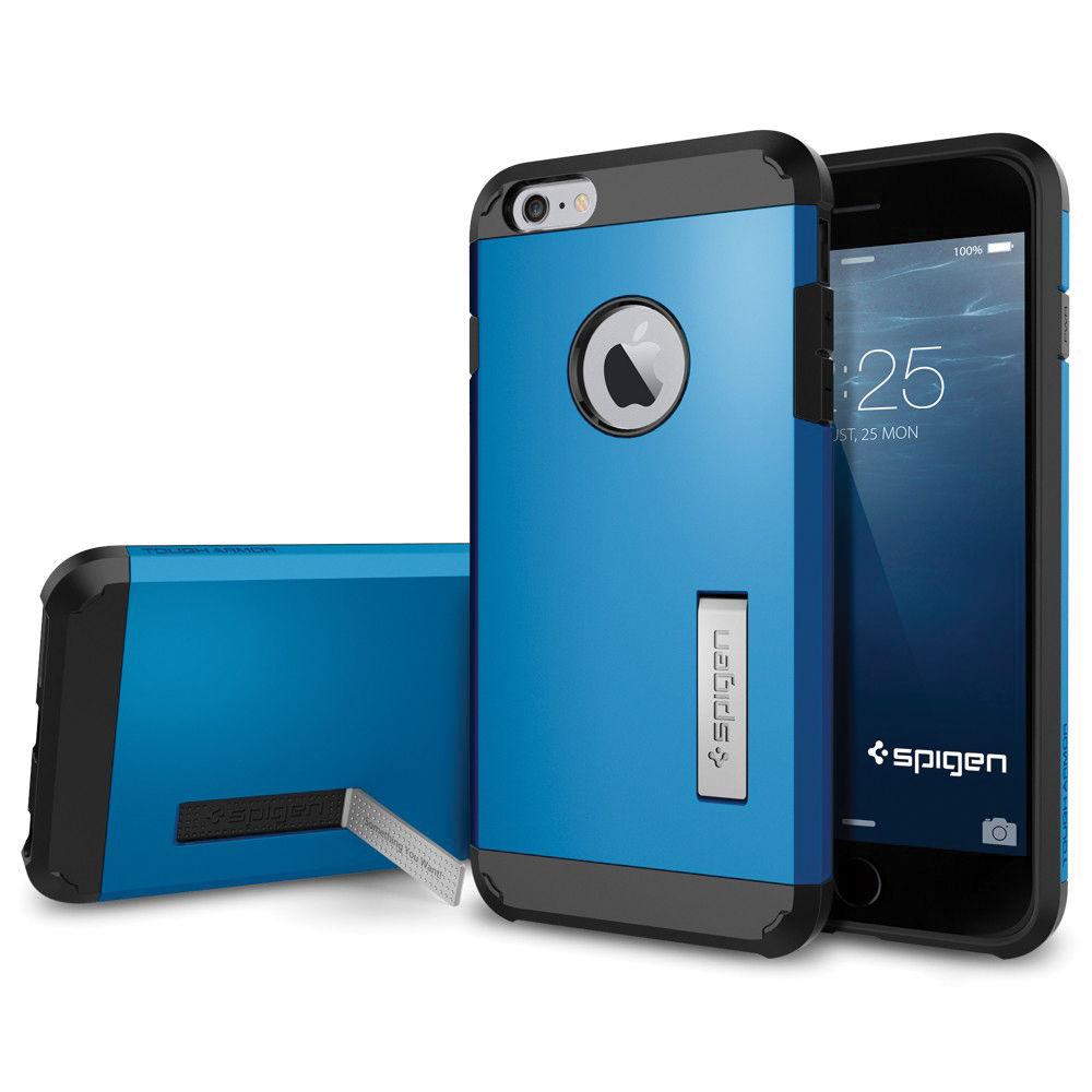 Spigen Tough Armor Case for iPhone 6 Plus/6s Plus (Electric Blue)
