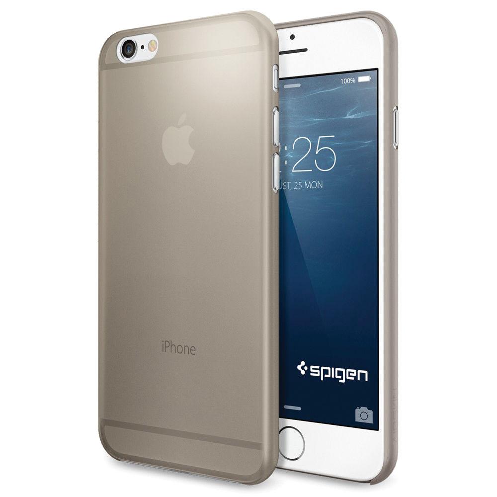spigen air skin case for iphone 6 champagne sgp11082 b h photo. Black Bedroom Furniture Sets. Home Design Ideas