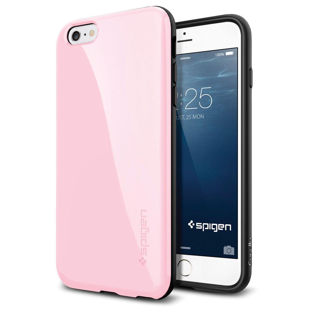 spigen capella iphone 6 plus case pink sgp11085 b h photo. Black Bedroom Furniture Sets. Home Design Ideas