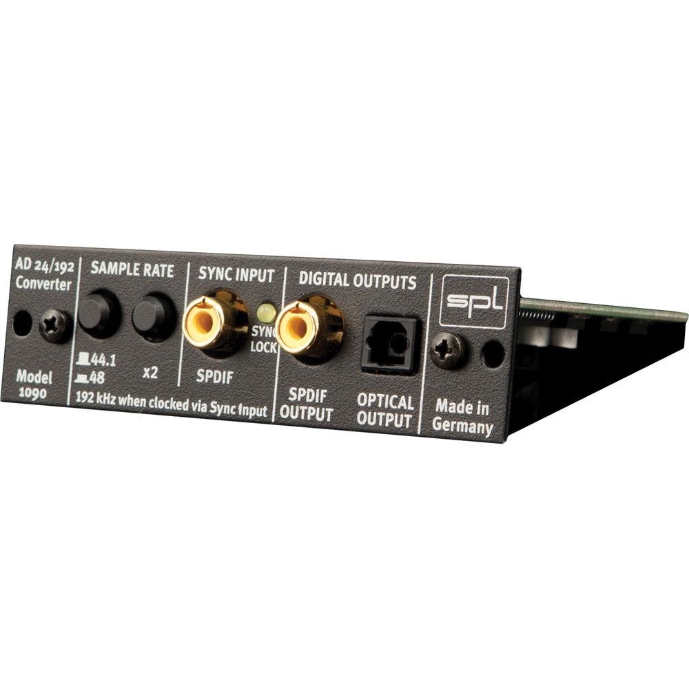 Spl 1090 24 Bit 192 Khz Ad Converter Module Spl24 192adconv Conversion Adconverter Addaconvertercircuit Circuit