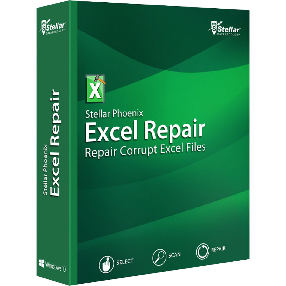 how to repair excel windows 10