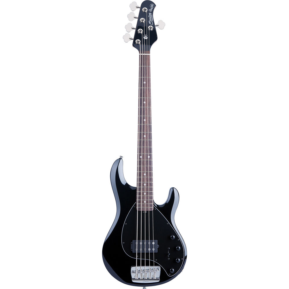 Sterling by music man ray35mh 5 string electric bass ray35mhbk